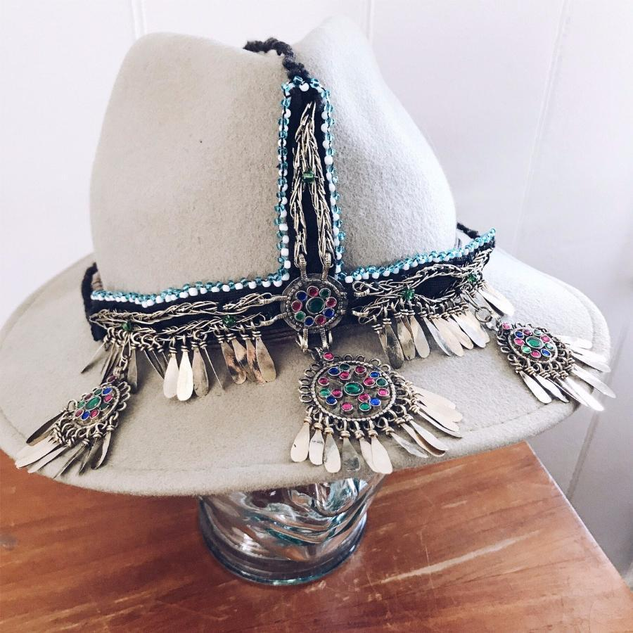 Jewelled headpiece - Headpiece - Bohemian Jewellery and Homewares - Lost Lover
