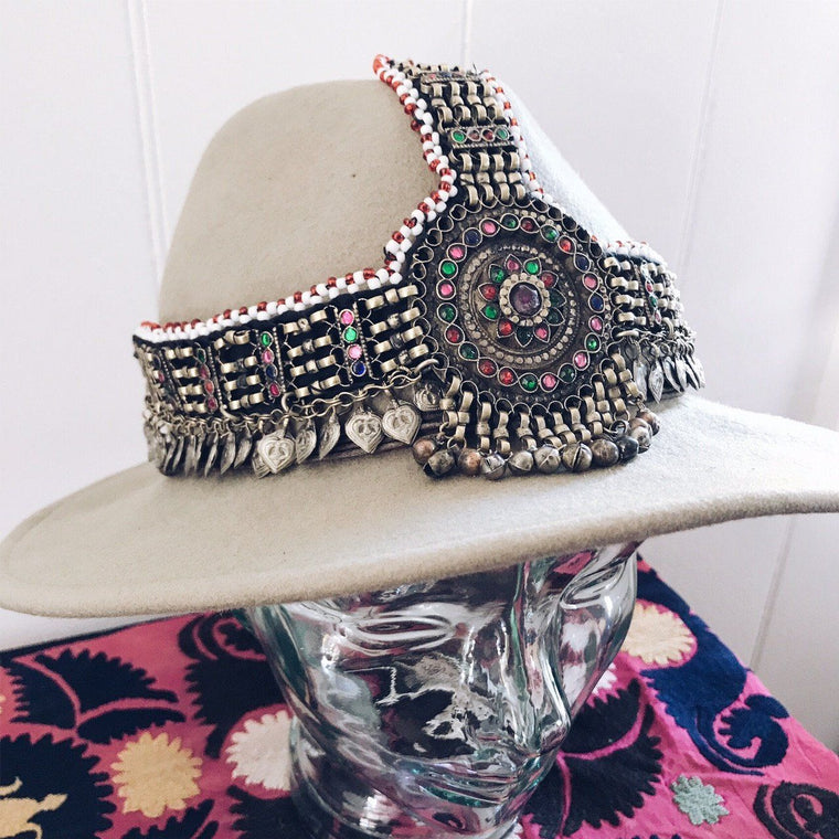 Gypsy headpiece - Maliha