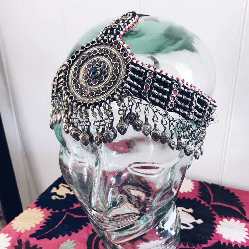 Gypsy headpiece - Nadia
