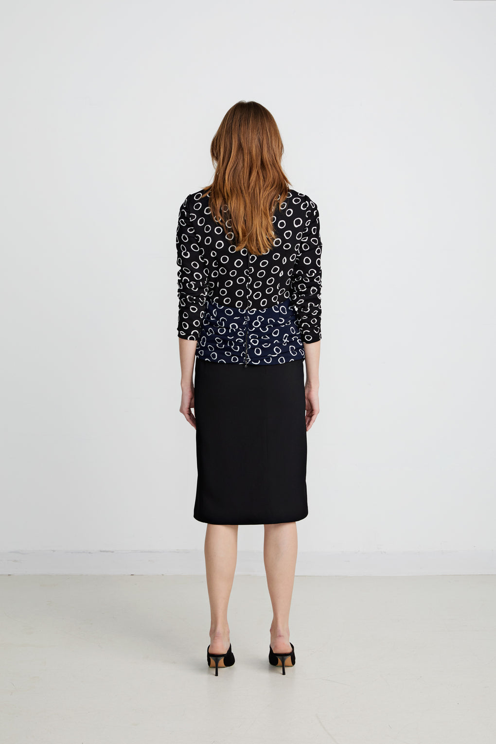 Ruched Blouse - SHOPNECESSARY6.0