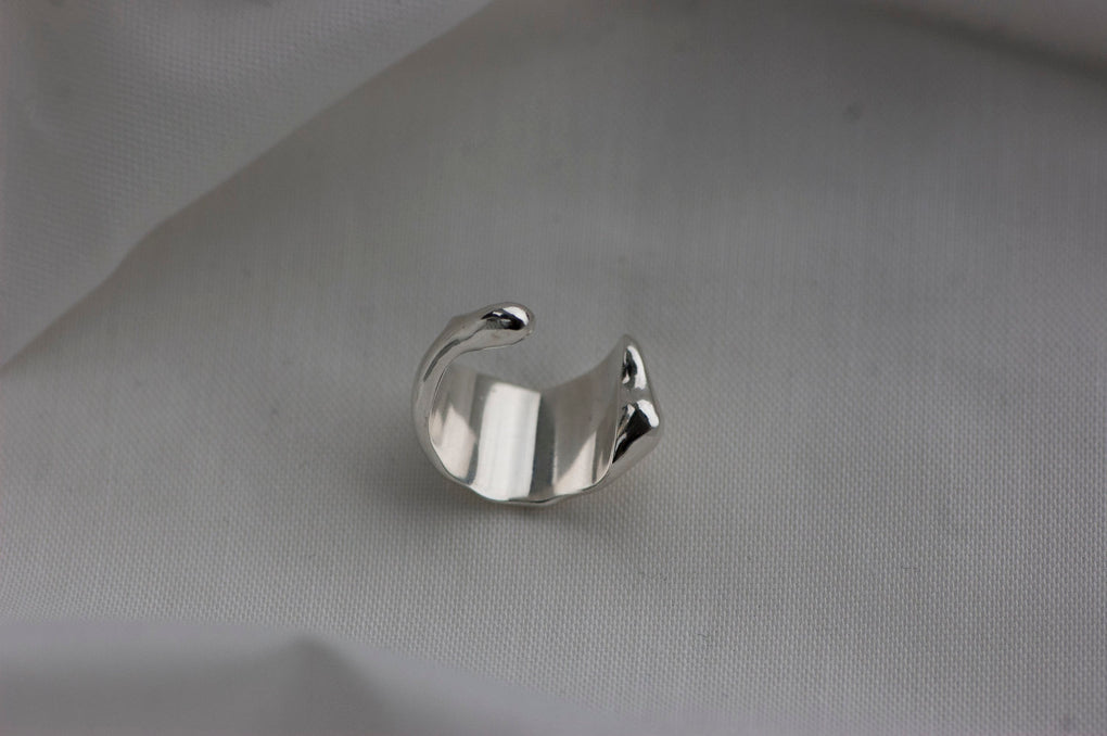 The Boundless Sterling Silver Ring - SHOPNECESSARY6.0