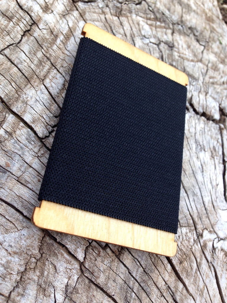 CNCH :: Birch Ply Minimalist Wallet