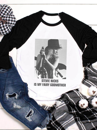 Stevie Nicks My Fairy Godmother T-Shirt