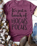 I'm Just A Bunch Of Hocus Pocus T-shirt