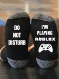 Do Not Disturb I'm Playing Roblox