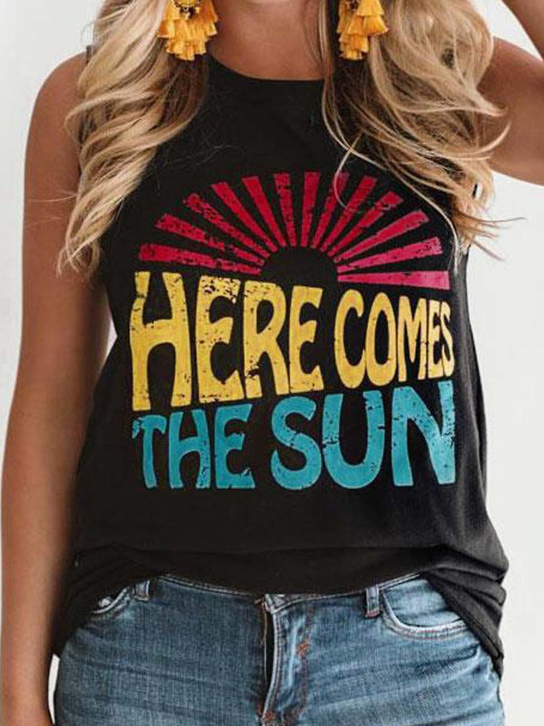 Here Comes The Sun Tank