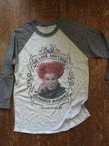 Hocus Pocus Makes Me Sick Tee