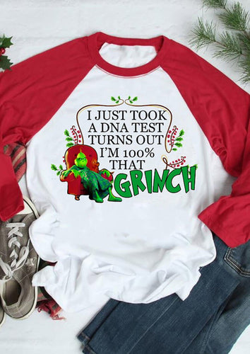 I'm 100% That Grinch Tee