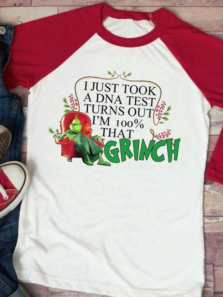 [PRE-SALE] I'm 100% That Grinch Tee