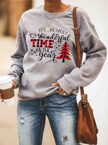 [PRE-SALE] It's The Most Wonderful Time Of The Year Sweatshirt