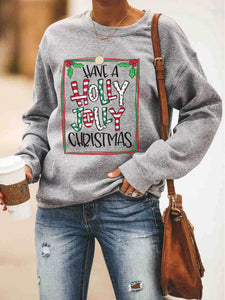 [PRE-SALE] Have A Holly Jolly Christmas Sweatshirt