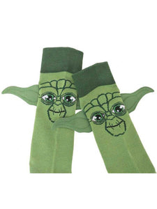 Yoda Cute 3D Ears Socks