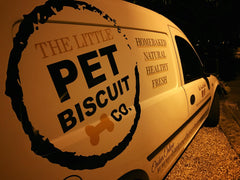 The Little Pet Biscuit Company Biscuit Wagon