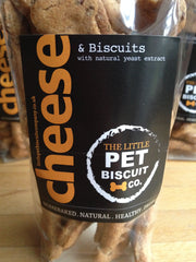 Cheese & Natural Yeast Extract Biscuits
