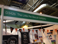 Little Pet Biscuit Company Nameboard