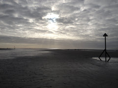 The beach at West Wittering