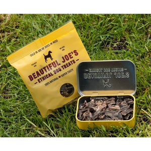 Beautiful Joe's Ethical Ox Liver Dog Treats