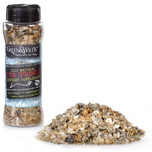 Fish Sprinkles - 100% natural dietary supplement