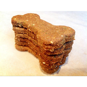 Sesame Seed & Parsley Dog Biscuits (Big Bone Size)