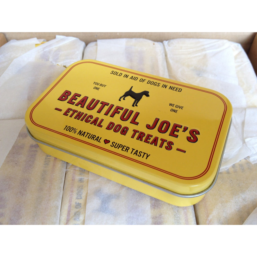 Beautiful Joe's Retro Tin