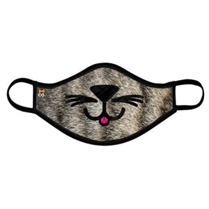 Cat themed face mask - Tabitha
