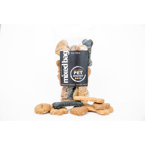 Mixed Bag of dog biscuits