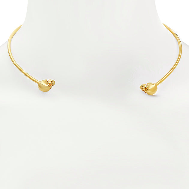 Turner Cuff Necklace
