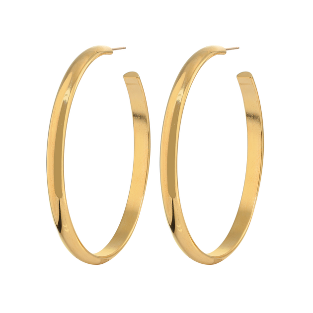 Valentina Hoops (Plain)