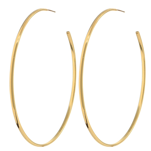 Simone Hoops (Plain)
