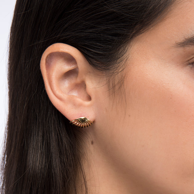 Fairchild Lobe Cuff Earring