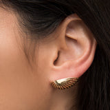 Baldwin Lobe Cuff Earring