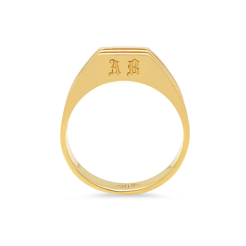 Wells Ring Personalized
