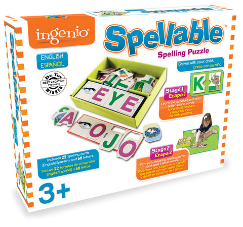 Spellable Game