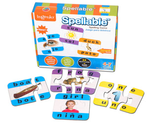 Spellable - Spelling puzzle