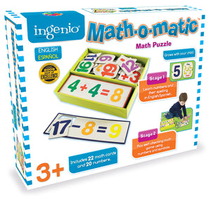 Math-o-matic