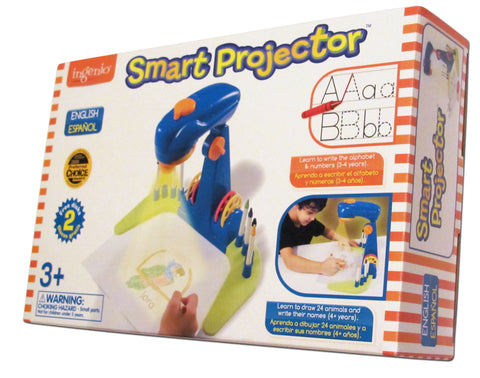 Smart Projector - Project, Trace & Learn
