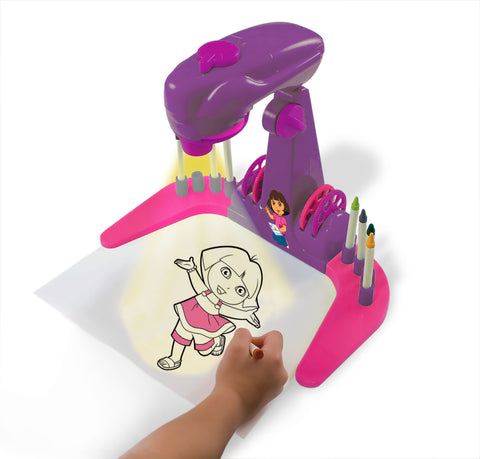 Dora Trace & Learn Projector