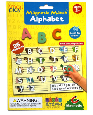 Magnetic Match - Alphabet