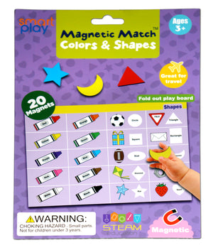 Magnetic Match - Colors & Shapes