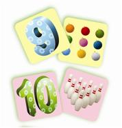 3D Magic Magnets - Numbers