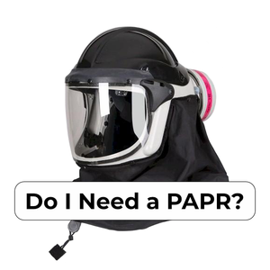 What's a Powered Air Purifying Respirator or PAPR and Do I Need One?