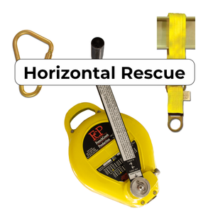 Horizontal Side-Entry Confined Space Rescue Options