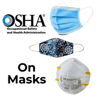 OSHA on Cloth and Surgical Masks