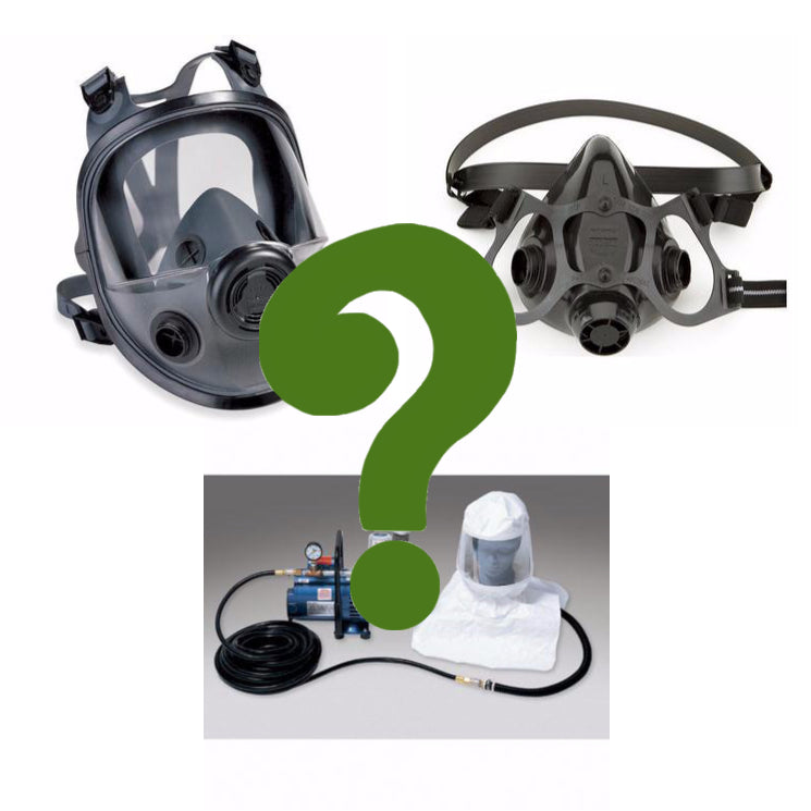 Understanding Respirator Selection: Full Face, Half Mask, or Hood Respirator