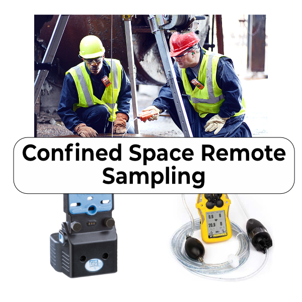How to Remote Test Atmospheric Conditions of a Confined Space
