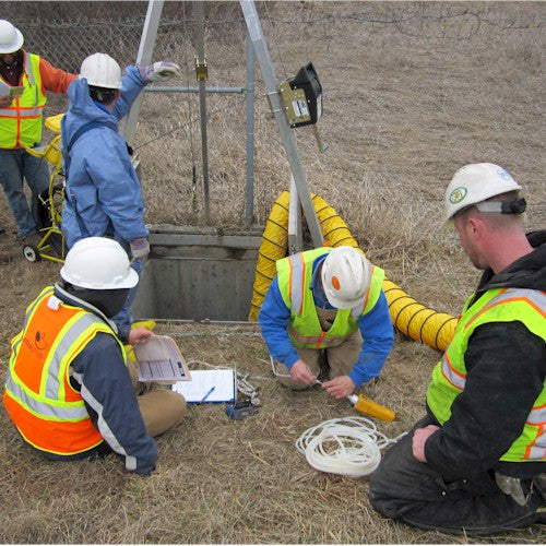 New Confined Space Standard for Construction - Effective August 3 2015