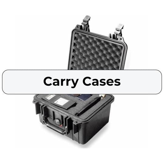 Gas Detector Carry Cases
