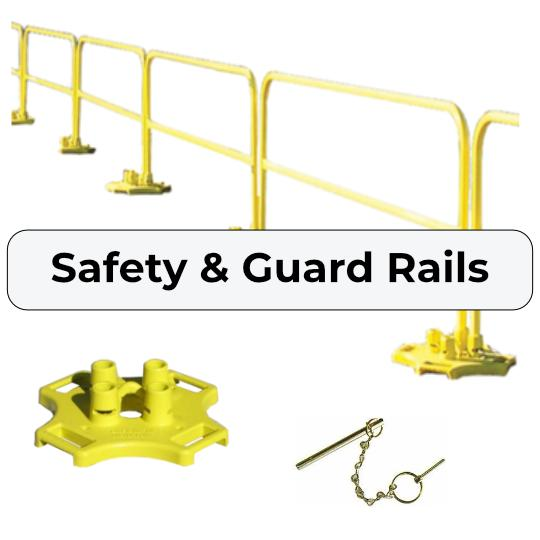Safety Rail 2000 Fall Protection Guardrails