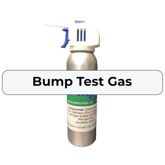 Bump Test Gas