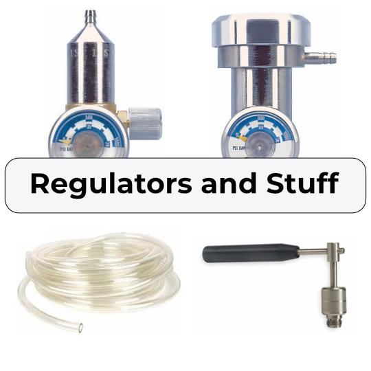 Calibration Regulators & Accessories